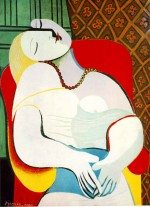 picasso-the_dream-surrelism1