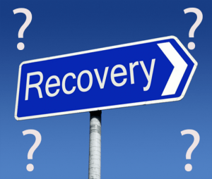 Recovery?