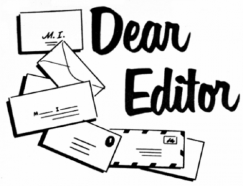 A Letter to the Editor About Ross Rosenburg