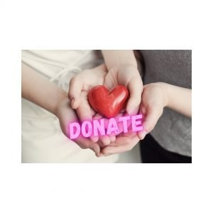 donate to support group